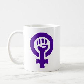 Woman power mug