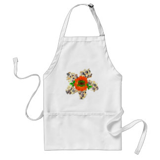 Woman Powered Adult Apron