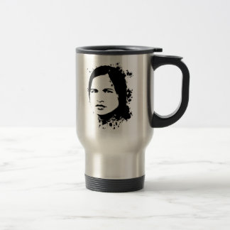 """""""Woman Print"""" Travel Mug"""