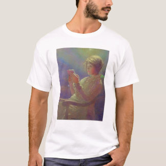 Woman Reading, 1921 T-Shirt