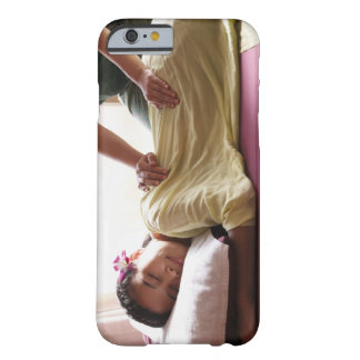 Woman receiving massage #1 barely there iPhone 6 case