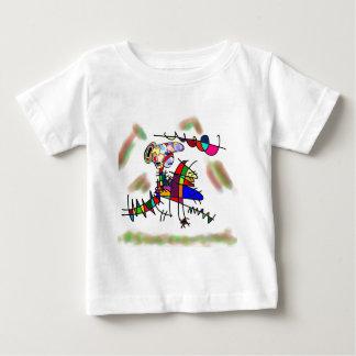 woman running baby T-Shirt