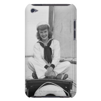 Woman Sailor iPod Touch Case