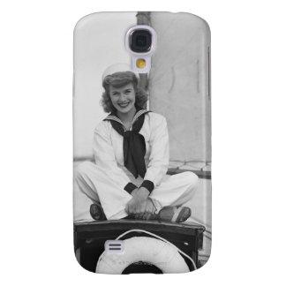 Woman Sailor Samsung Galaxy S4 Case