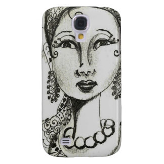Woman Samsung Galaxy S4 Covers