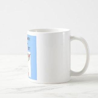 woman scientist coffee mug