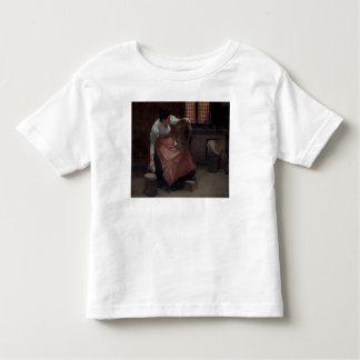 Woman Scouring Tshirt