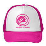 Woman Scream promo Hat