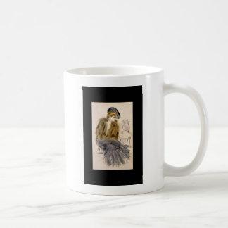 Woman Seated1895 ~ Paul César Helleu Coffee Mug