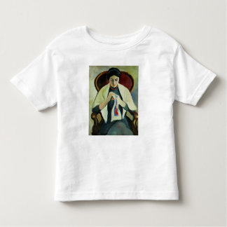 Woman Sewing Toddler T-shirt