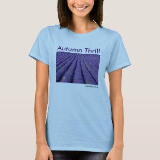 WOMAN SHIRT Autumn Thrill Godisafemale T-M