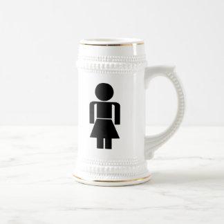 Woman Sign Mugs