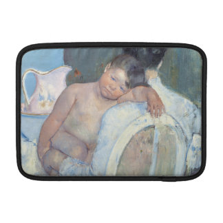 Woman Sitting with Child in Her Arms Mary Cassatt Sleeves For MacBook Air