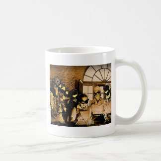 Woman Soldering During WWII Classic White Coffee Mug