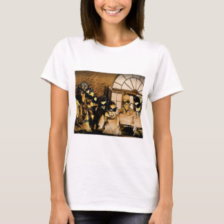 Woman Soldering During WWII T-Shirt