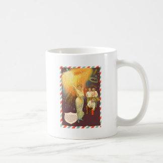 Woman Sparkler Firecracker Fireworks Coffee Mug