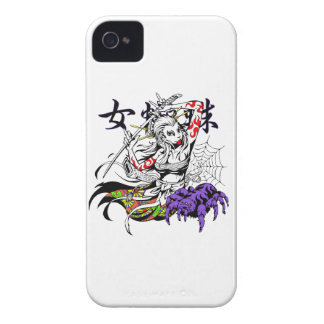 Woman spider iPhone 4 cover