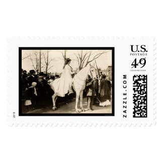 Woman Suffrage Parade 1913 Stamp