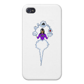 Woman Super Hero Case For iPhone 4