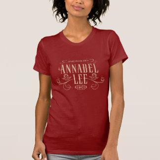 "Woman T-Shirt ""Annabel Lee """
