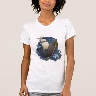 """Woman T-shirt """"Forgotten Colours """""""