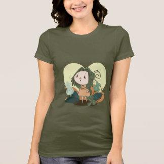 "Woman T-Shirt ""Griselda """