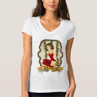 "Woman T-Shirt ""Mila """