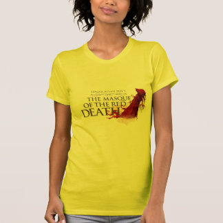 Woman T-Shirt The Masque of the Red Death Camisetas