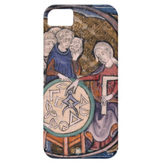Woman Teaching Geometry iPhone SE/5/5s Case