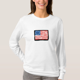 Woman template long sleeve T-Shirt