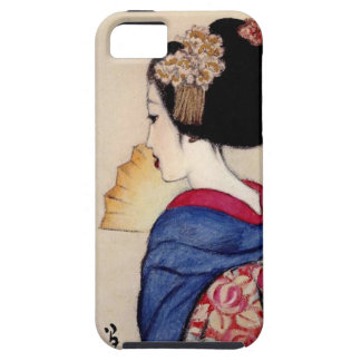 Woman ten subject dance princess iPhone SE/5/5s case