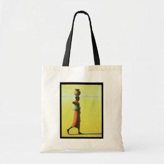 Woman Walking 1990 Tote Bag