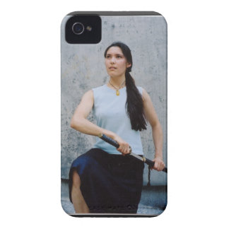 Woman Warrior Iphone 4 Case