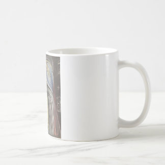 Woman Waterfall Coffee Mug