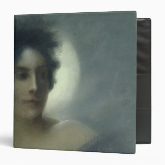 Woman with a Crescent Moon or, The Eclipse, 1888 Binder