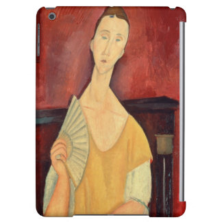 Woman with a Fan  1919 iPad Air Case
