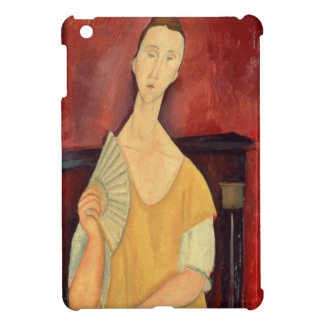 Woman with a Fan  1919 iPad Mini Cases