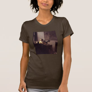 Woman with a Lute Tee Shirts