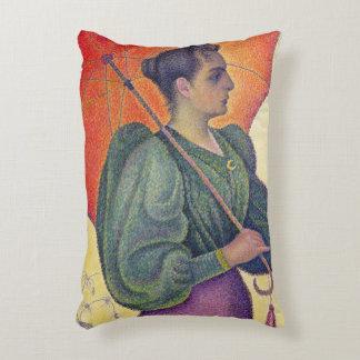 Woman with a Parasol, 1893 Decorative Pillow