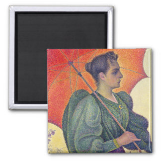 Woman with a Parasol, 1893 Magnet