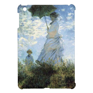 Woman with a Parasol iPad Mini Cases