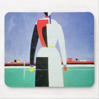 Woman with a Rake, c.1928-32 Mouse Pad