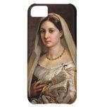 Woman with a veil La Donna Velata Raphael Santi iPhone 5C Cases