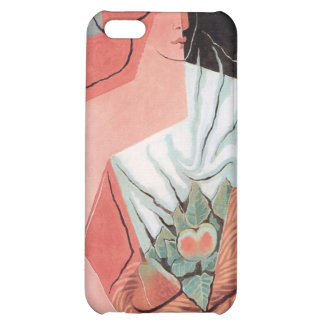 Woman with Basket, by Juan Gris Case For iPhone 5C