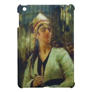Woman with dagger by Ilya Repin iPad Mini Case