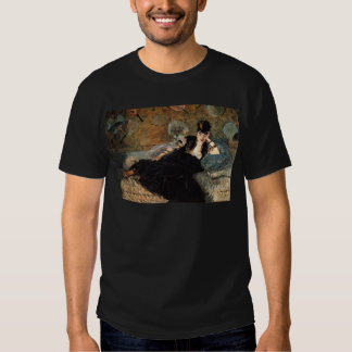 Woman with Fans T Shirt