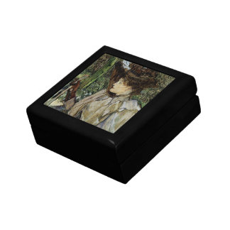 Woman with Gloves by Toulouse-Lautrec Gift Box