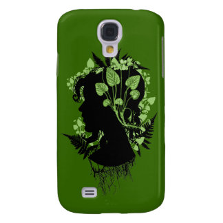 Woman with Leaves and VinesThese items are adorned Galaxy S4 Case