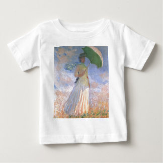Woman with Parasol.jpg Baby T-Shirt