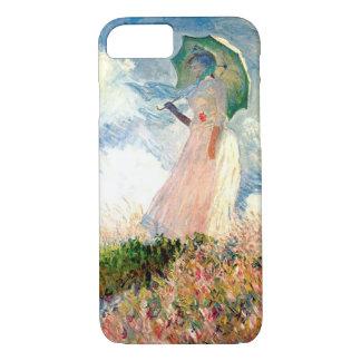 """Woman with Parasol Promenade Monet"" iPhone 7 Case"
